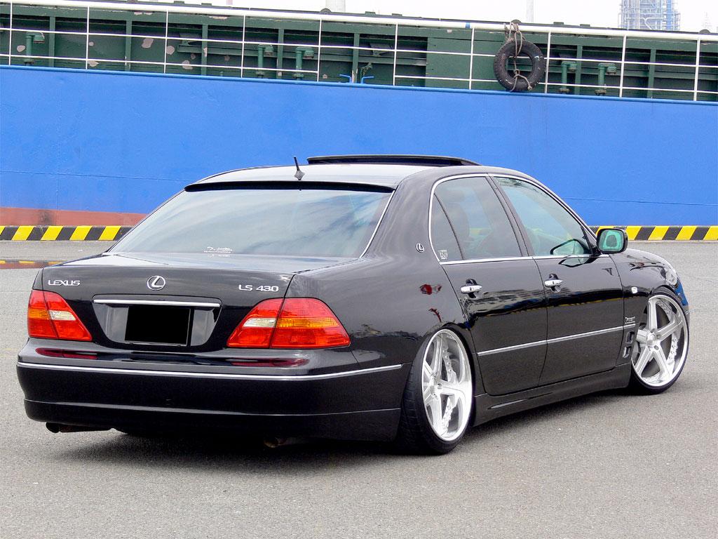Re: Lexus LS430
